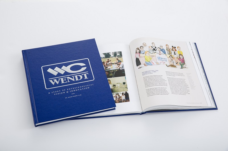 WENDT History Book | About Us