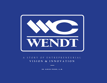 WENDT Corporate History Book