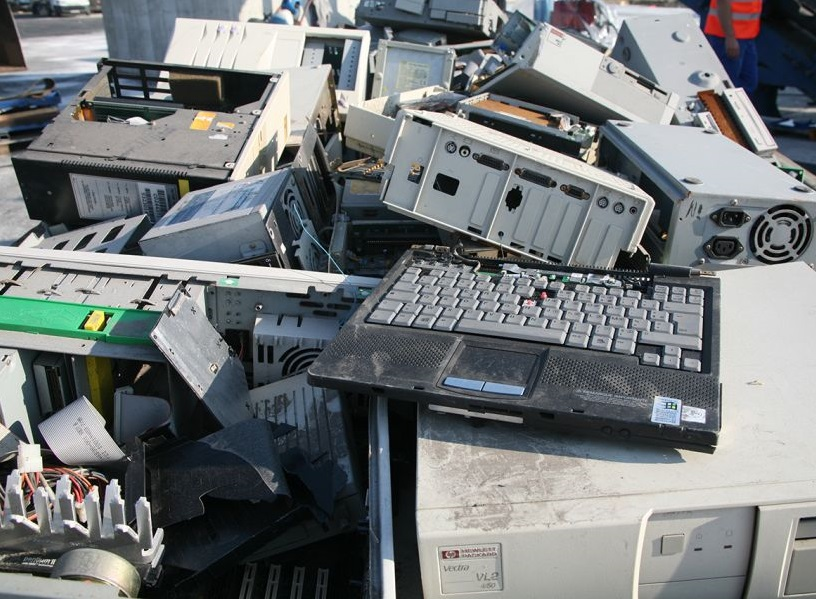 E-Scrap Recycling | WENDT CORPORATION