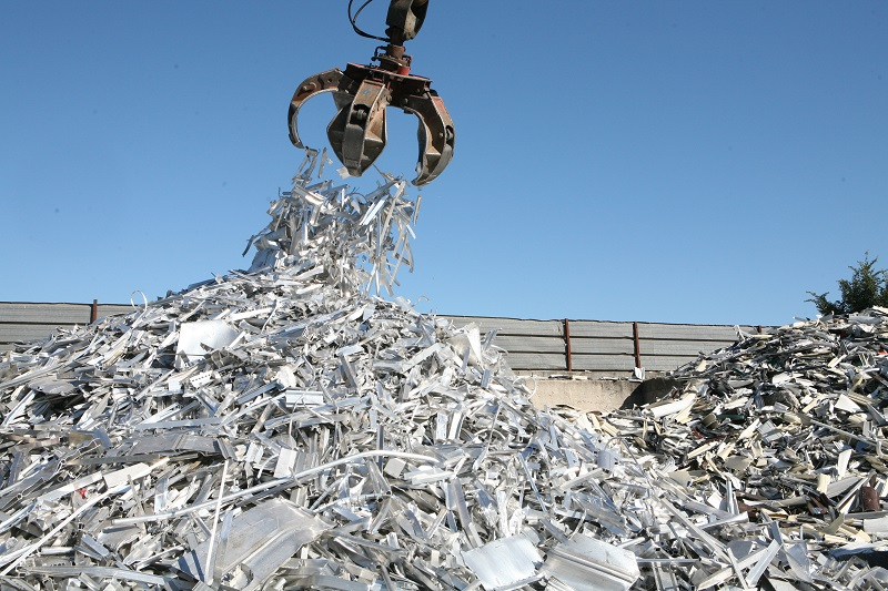 Aluminum Shredding | WENDT CORPORATION