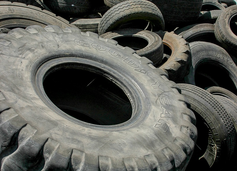 Tire Recycling | WENDT CORPORATION