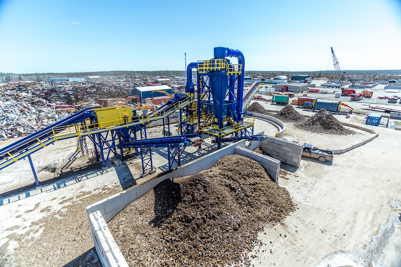 Ferrous Cleaning & Separation | WENDT Air System