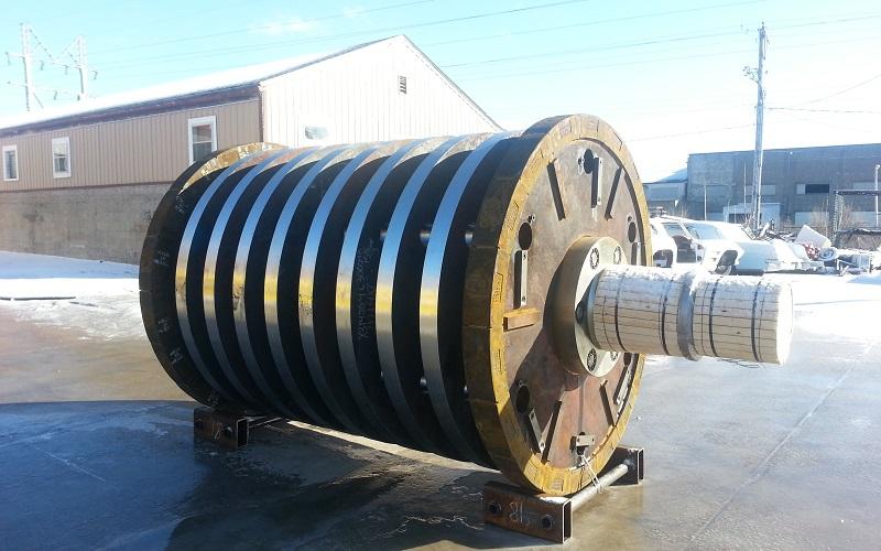 WENDT / Bowe Auto Shredder Rotors