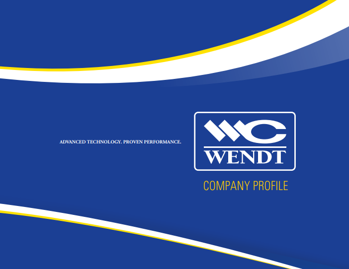 WENDT Company Profile