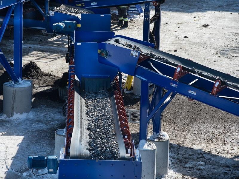 Conveyors | WENDT CORPORATION