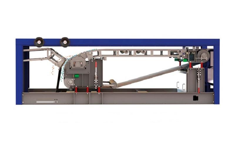 WENDT MagPro Ellipto MAX Eddy Current Separator