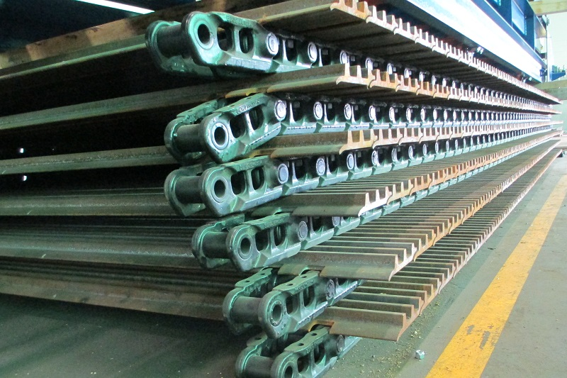 WENDT Wear Parts | Grousers