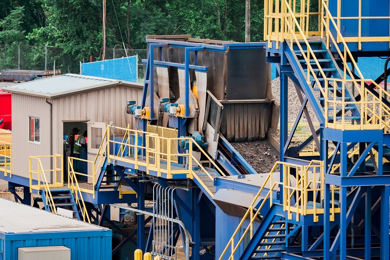 Ferrous Cleaning & Separation | WENDT Magstand
