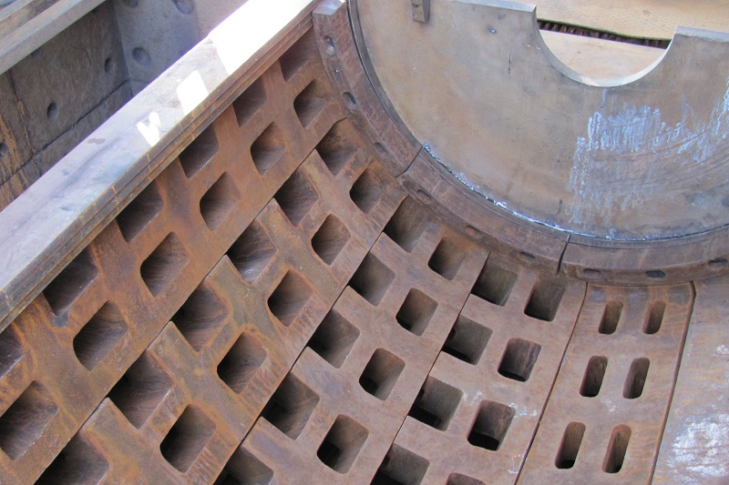 WENDT Shredder Castings | Shredder Grates