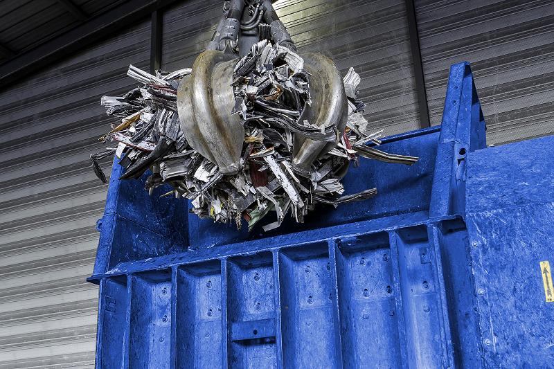 Aluminum Shredding   WENDT CORPORATION