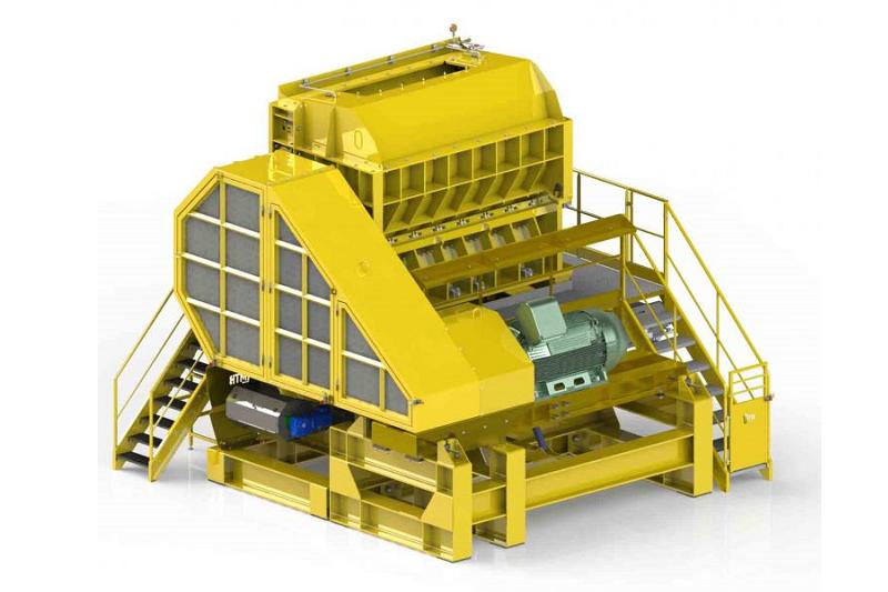 MTB SRP Granulators | WENDT CORPORATION