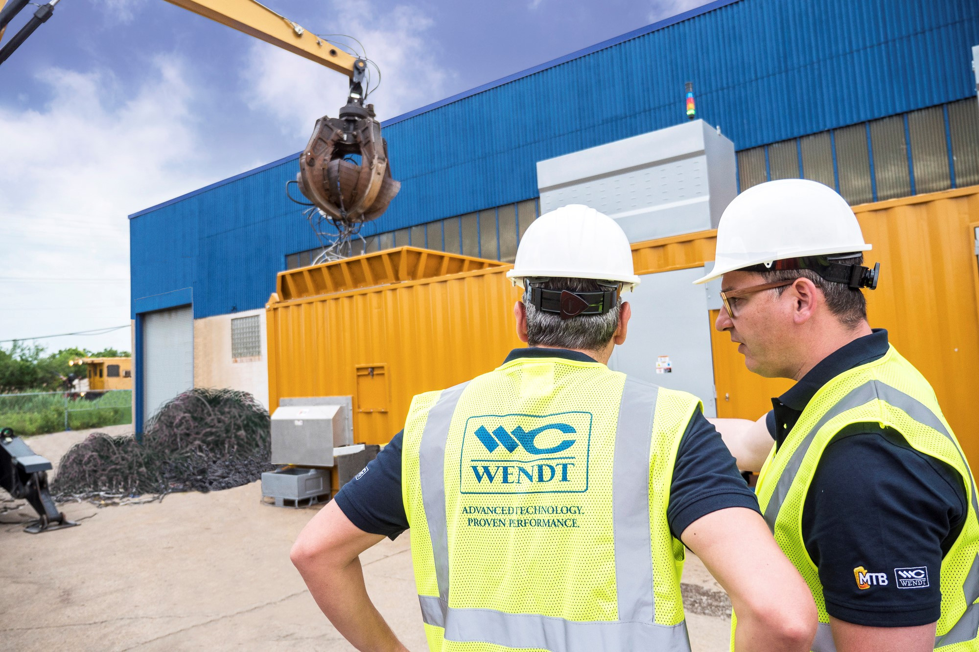 WENDT CORPORATION Training