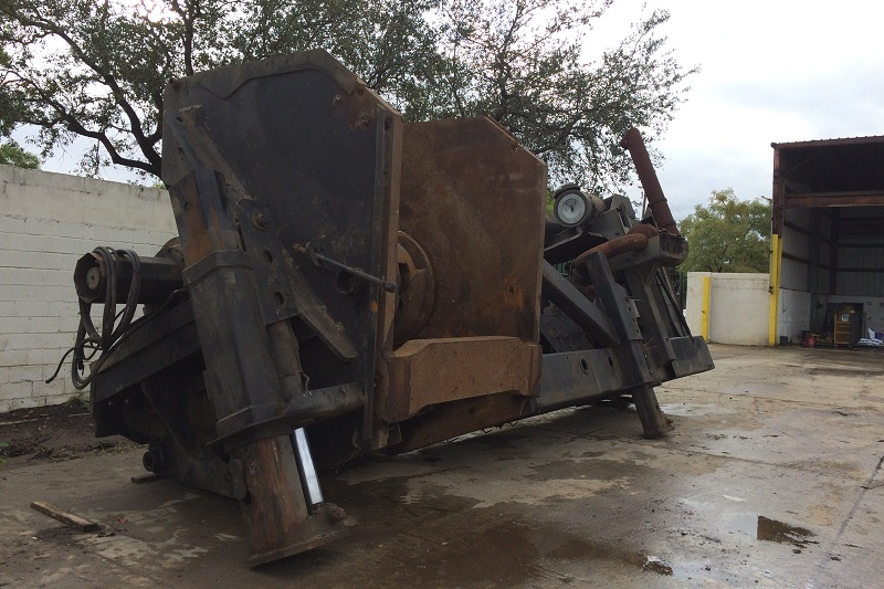 Bonfiglioli Shredder for Sale | WENDT CORPORATION