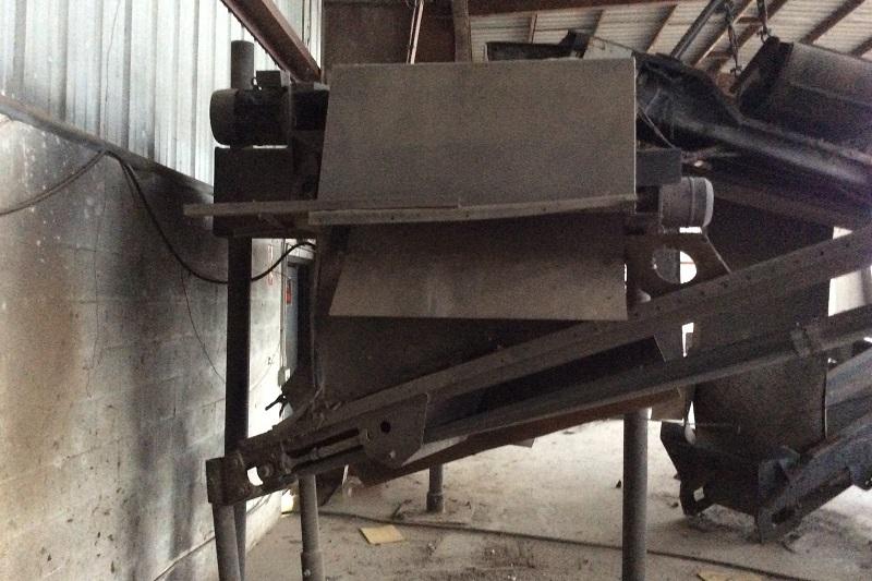 Bonfiglioli Shredder for Sale   WENDT CORPORATION