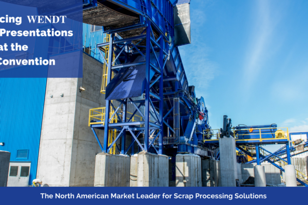 WENDT Product Presentations at ISRI