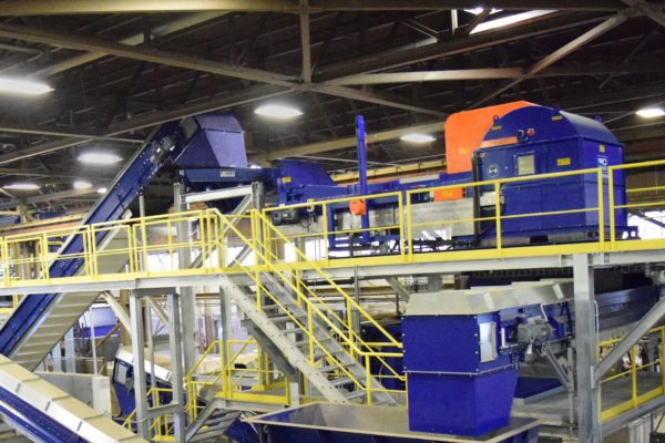 New Sorting Plant at the WENDT Technology Center