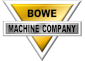 Bowe Machine Company - Bowe Rotors