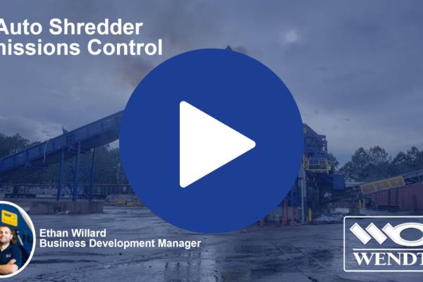 Auto Shredder Emissions Control Webinar