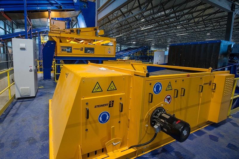 Non-Ferrous Used Equipment